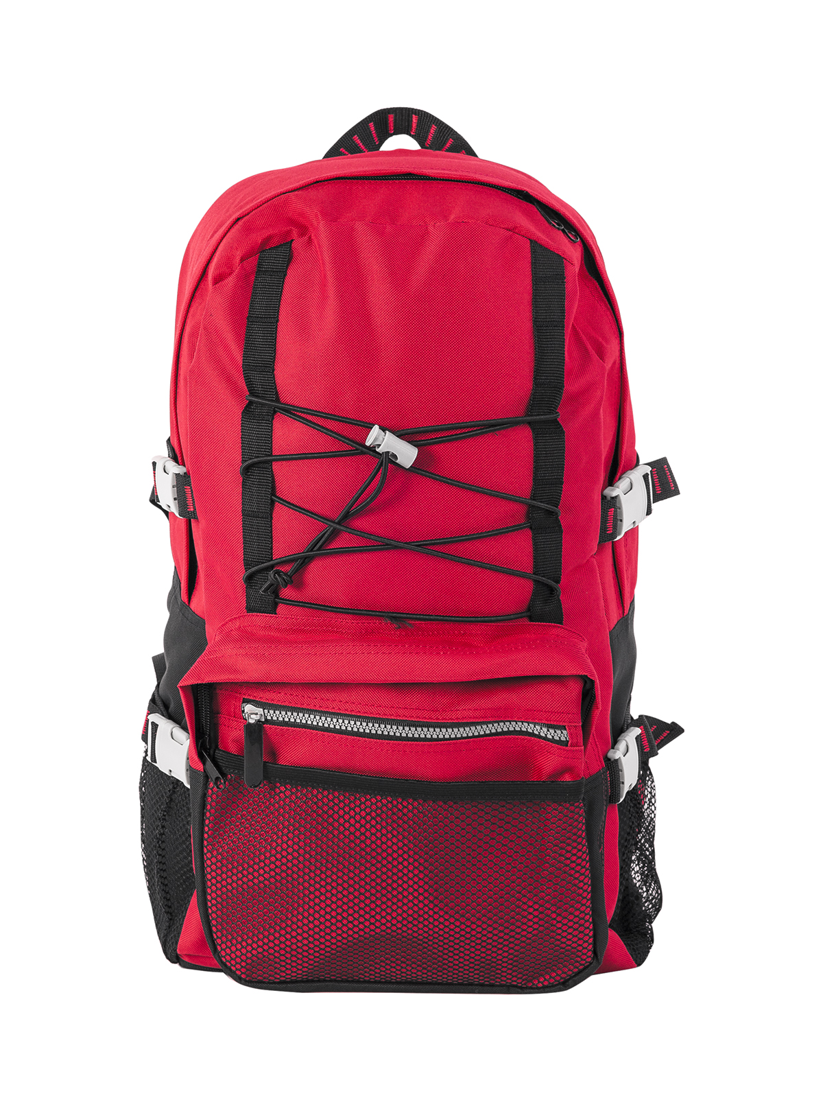 Grizzly Backpack Punainen