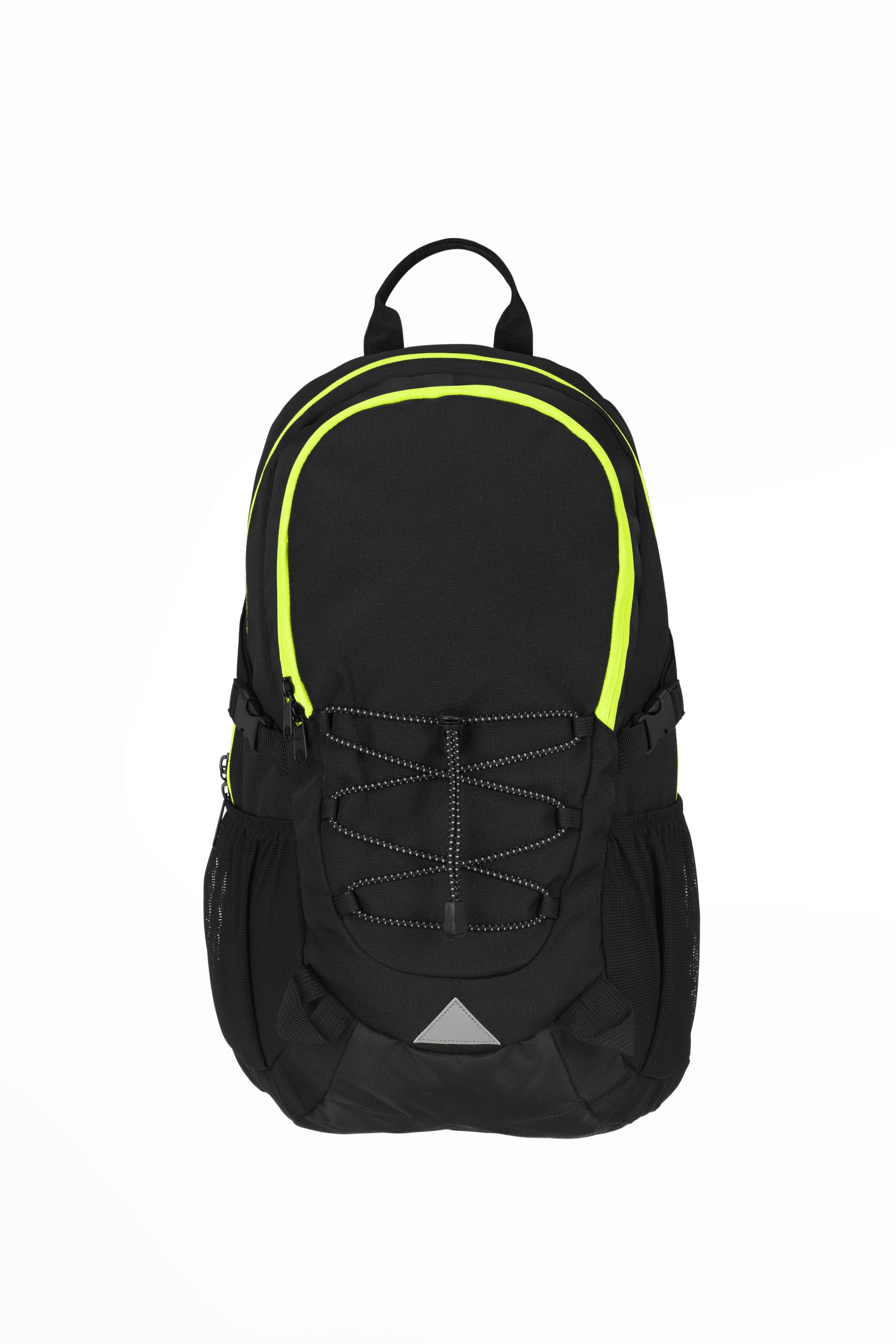 Grizzly Active Line Daypack musta/keltainen