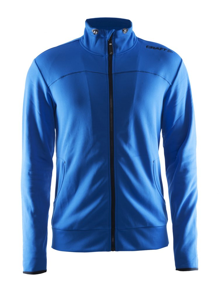 Craft Leisure Jacket M SwedenBlue