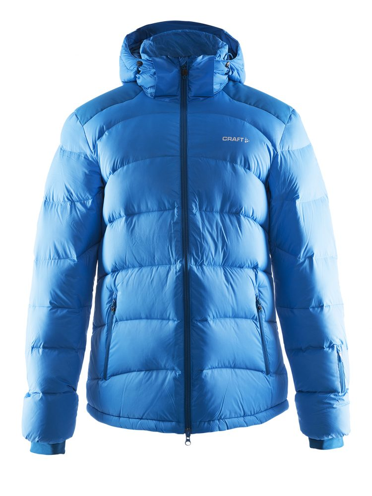 Craft Down Jacket M Horizon/Galaxy