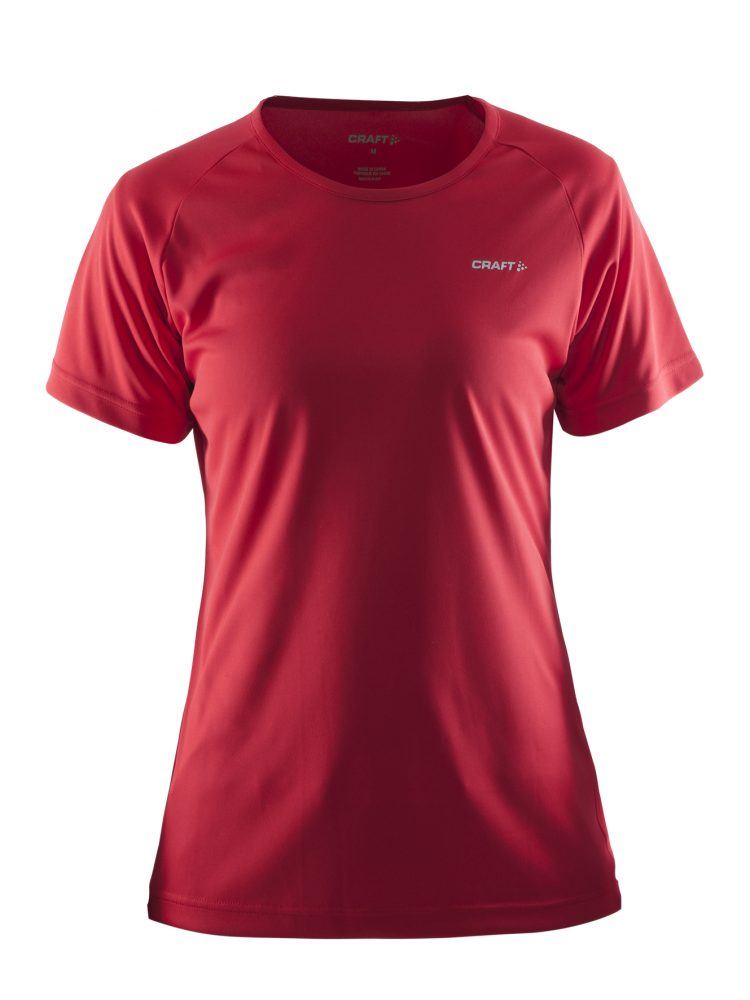 Craft Prime Tee W Red
