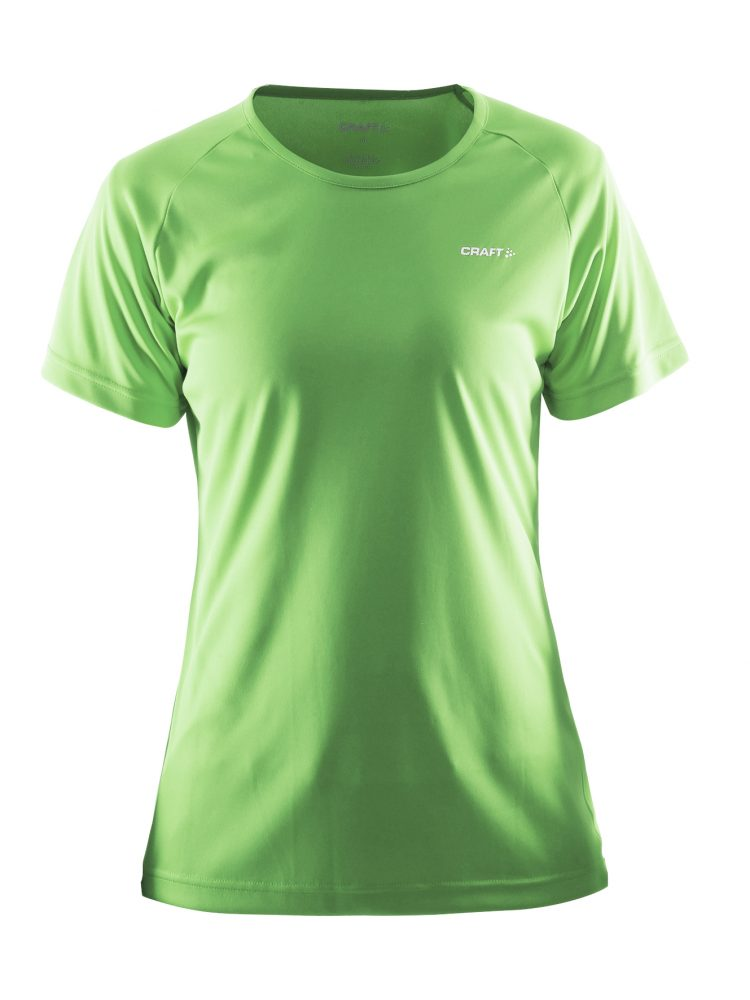 Craft Prime Tee W Craft Green