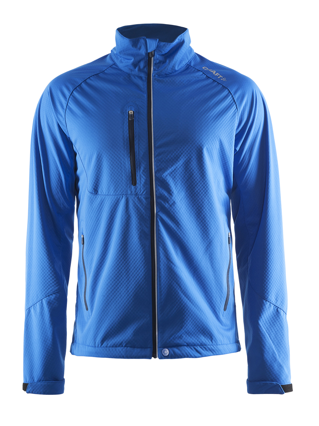 Craft Bormio Soft Shell Jacket M Sweden Blue