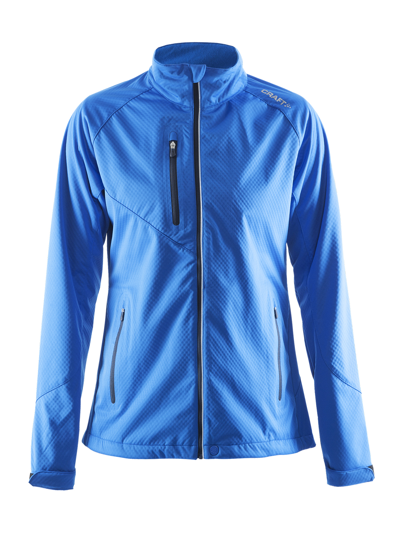 Craft Bormio Soft Shell Jacket W Sweden Blue