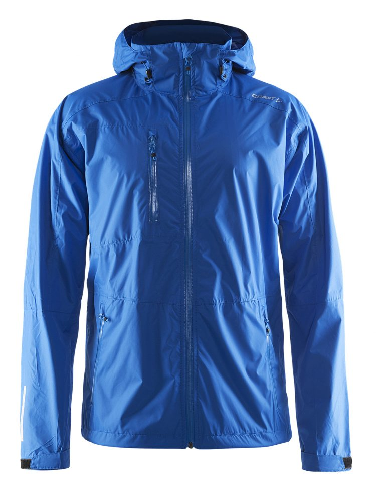 Craft Aqua Rain Jacket M Sweden Blue