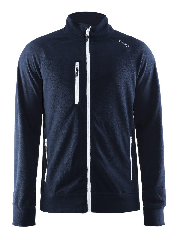 Craft Fleece Jacket M Dk Navy
