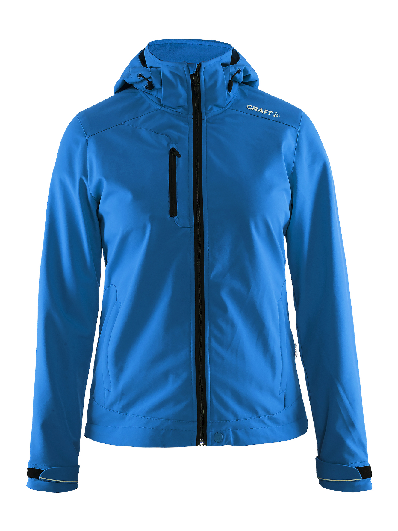 Craft Light Softshell Jacket W Sweden Blue