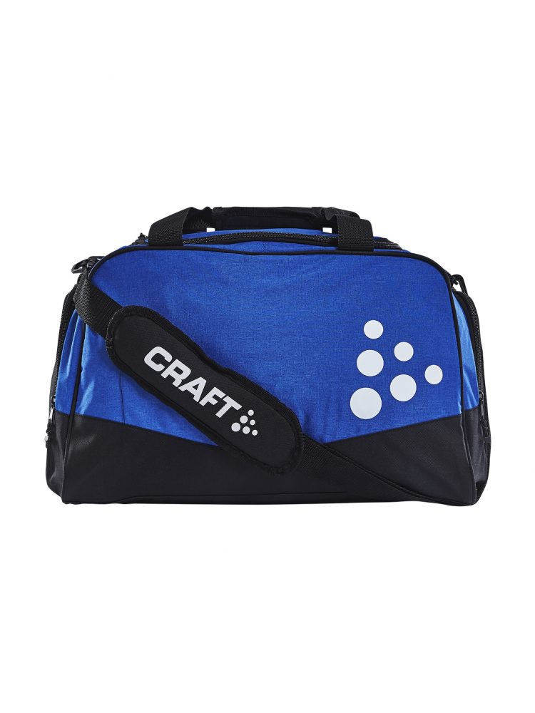 Craft SQUAD DUFFEL MEDIUM ROYAL BLUE MÉL/BLACK