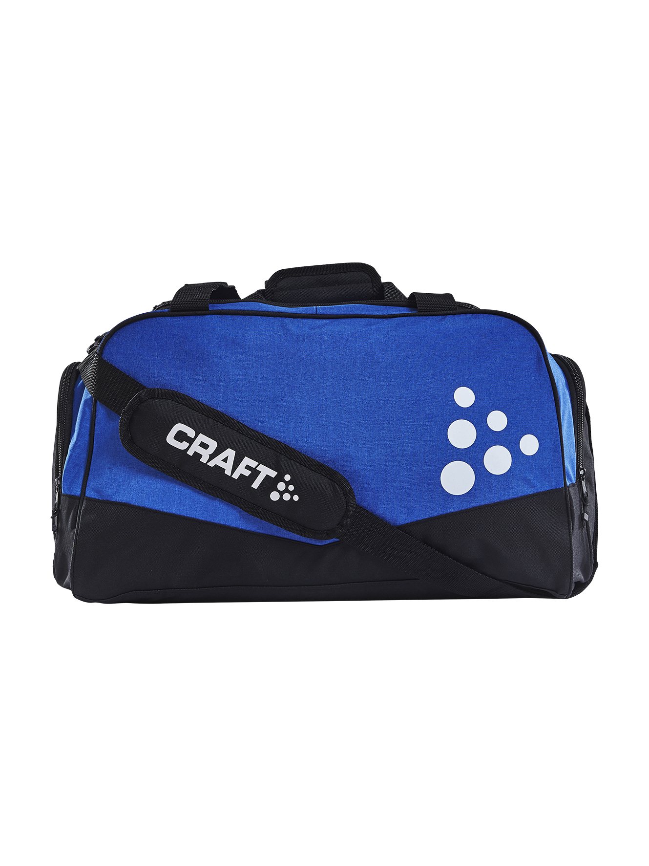 Craft SQUAD DUFFEL LARGE ROYAL BLUE MÉL/BLACK