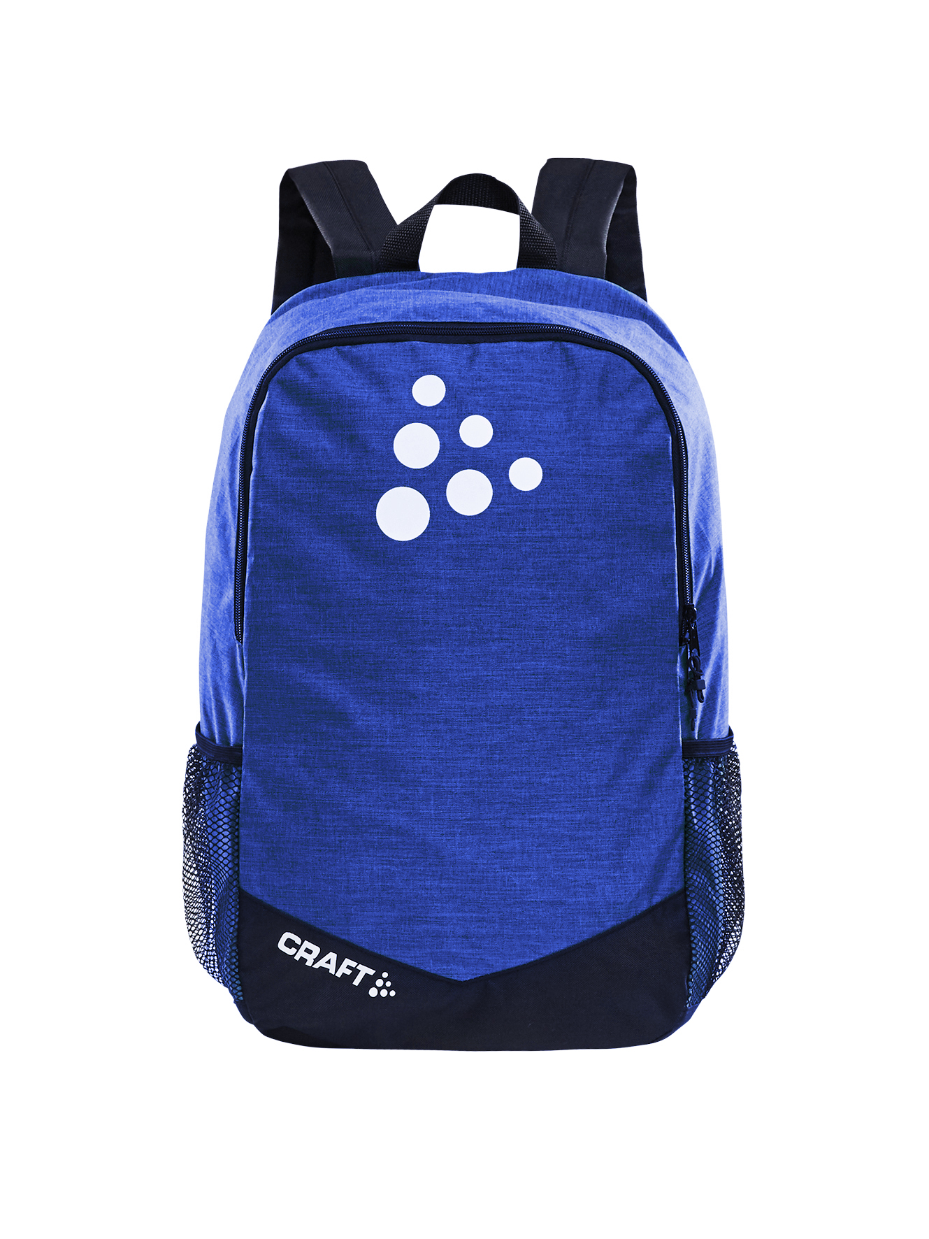 Craft SQUAD Practise Backpack ROYAL BLUE MEL / BLACK