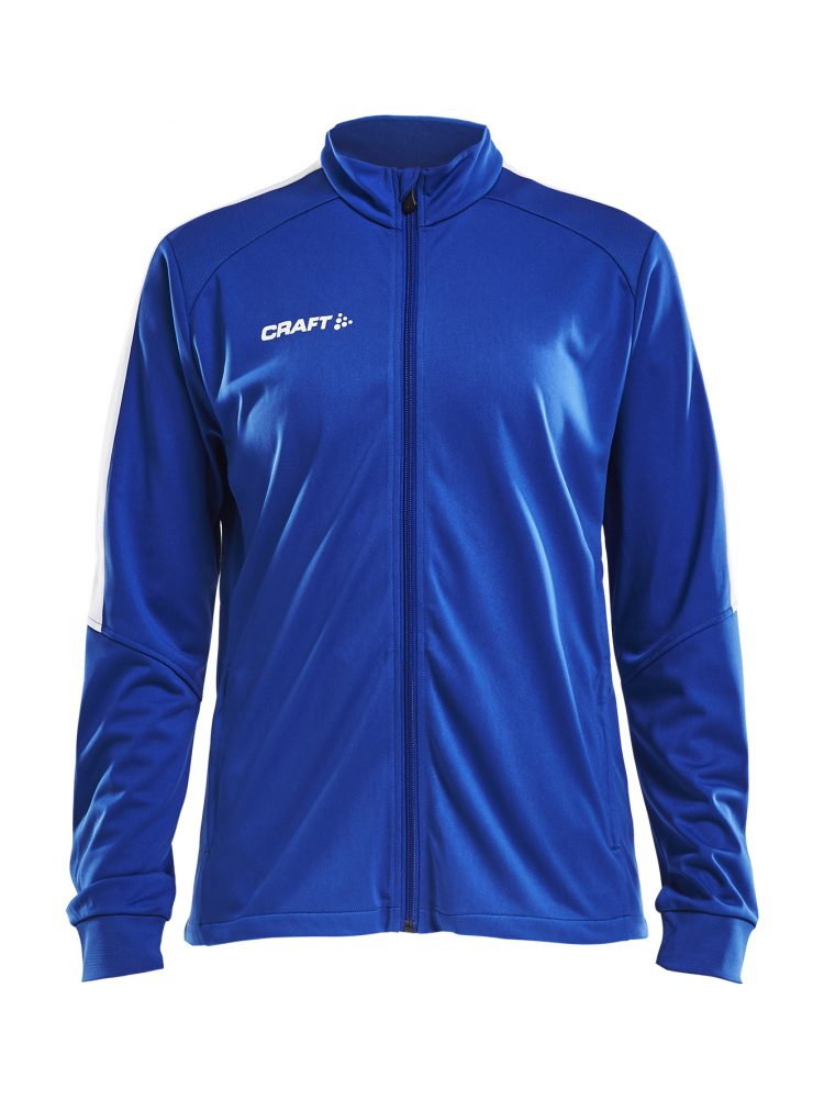 Craft PROGRESS Jacket WMN ROYAL BLUE/WHITE