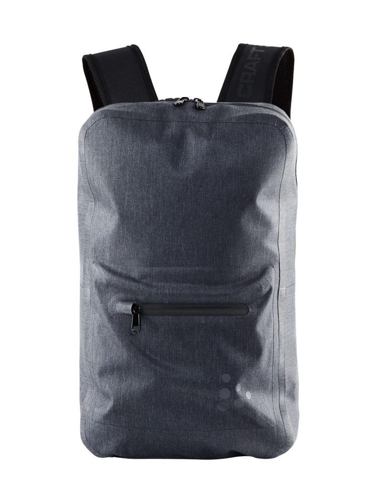 Craft Raw Backpack Grey Melange