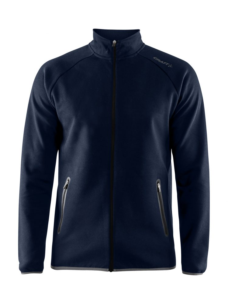Craft Emotion Full Zip Jacket M Dark navy