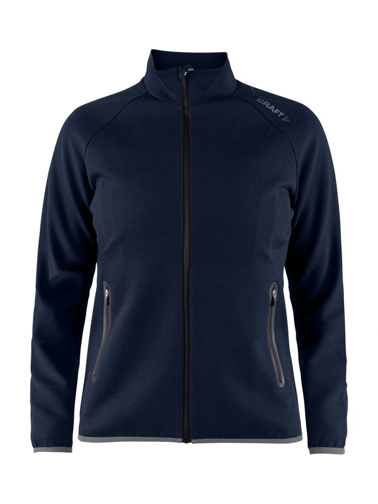 Craft Emotion Full Zip Jacket W Dark navy