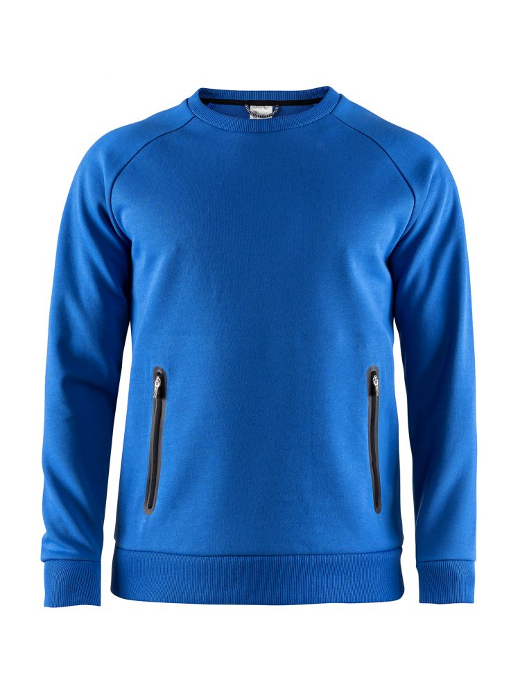 Craft Emotion Crew Sweatshirt M Sweden blue