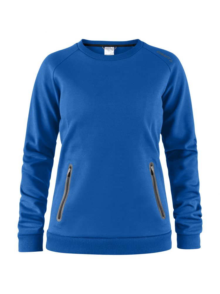 Craft Emotion Crew Sweatshirt W Sweden blue