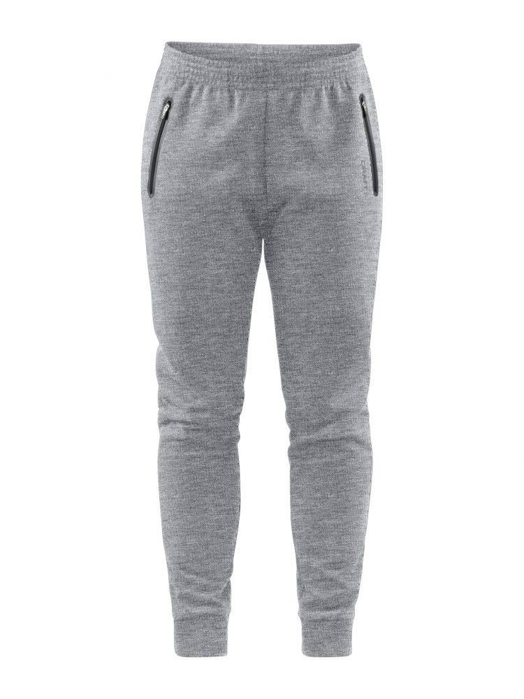 Craft Emotion Sweatpants W Grey Melange