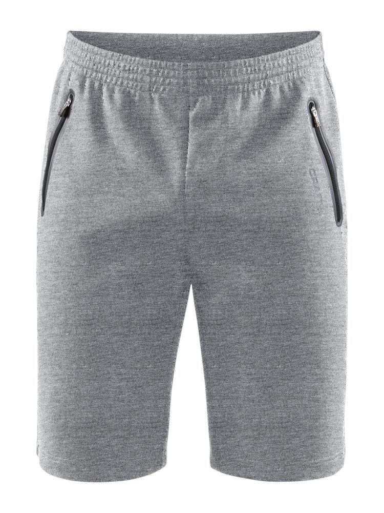 Craft Emotion Sweatshorts M Grey Melange