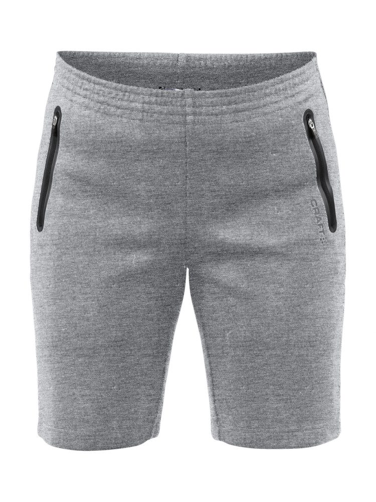 Craft Emotion Sweatshorts W Grey Melange