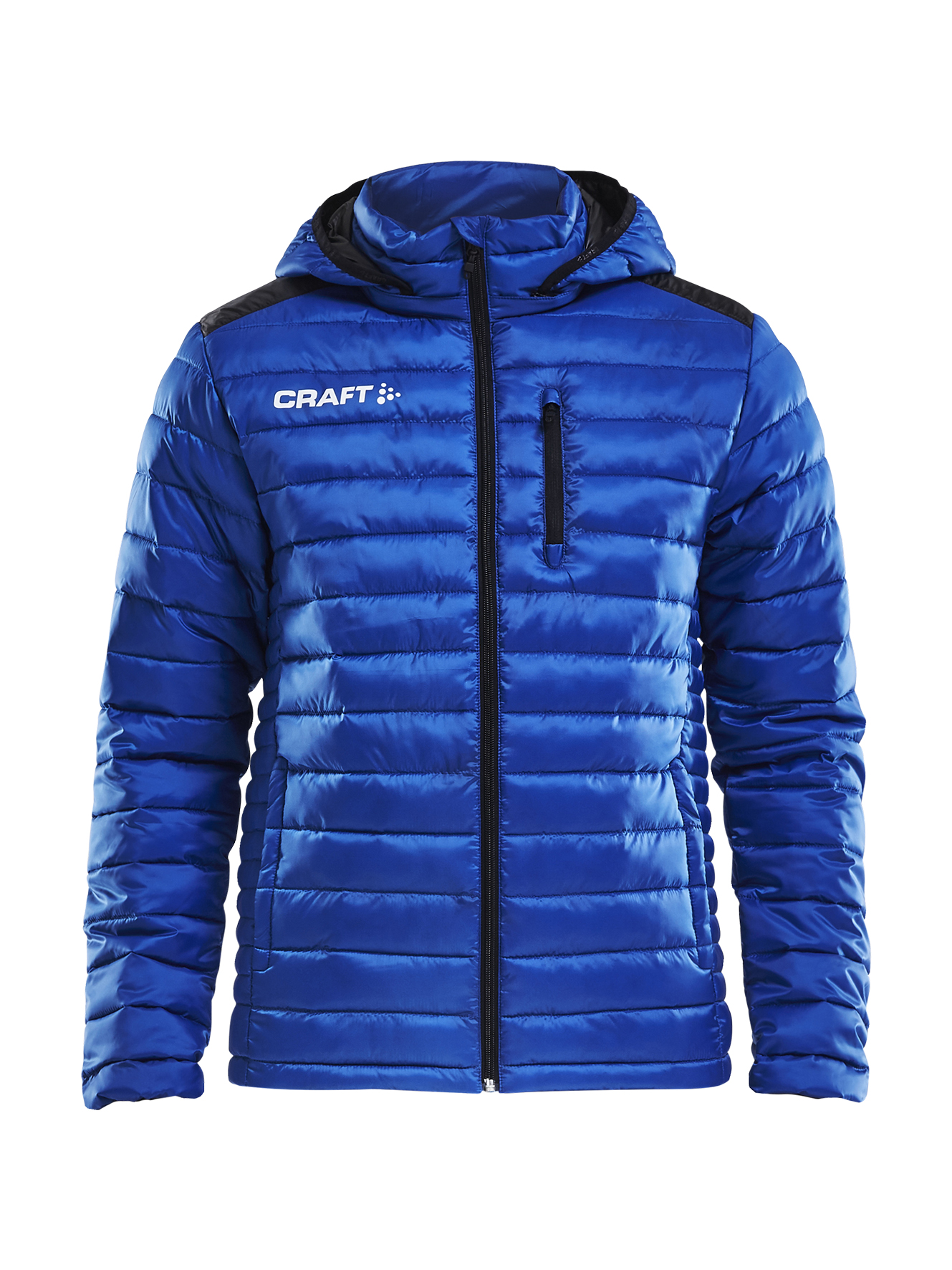 Craft Isolate Jacket M ROYAL BLUE/BLACK