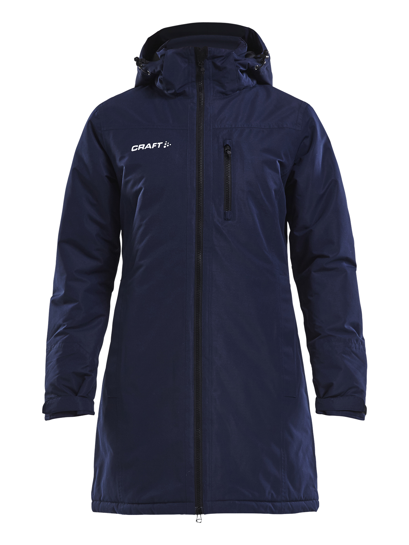 Craft Jacket Parkas W NAVY
