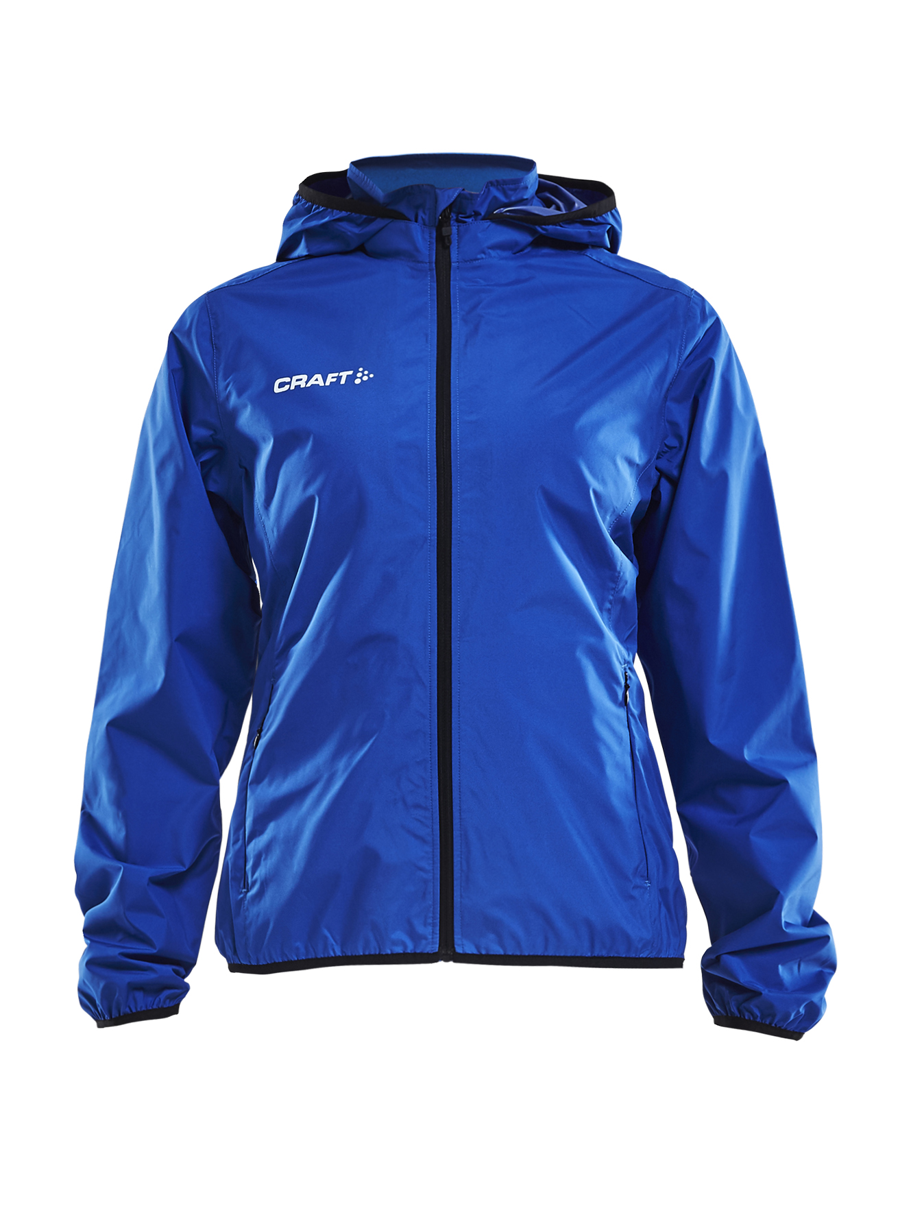 Craft Jacket Rain W ROYAL BLUE/BLACK