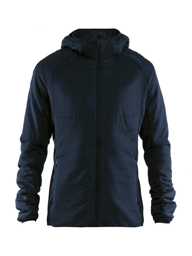 Craft Emotion light padded jacket M Dk Navy