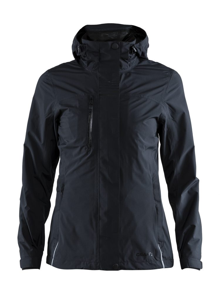 Craft Urban rain jacket W Black