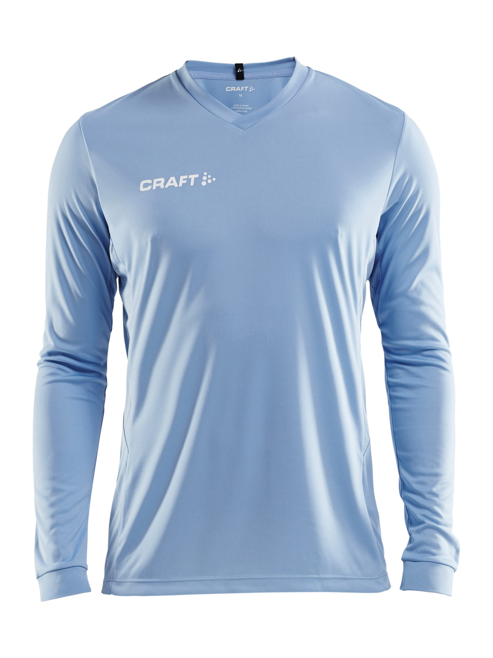 Craft Squad Jersey Solid LS M MFF Blue