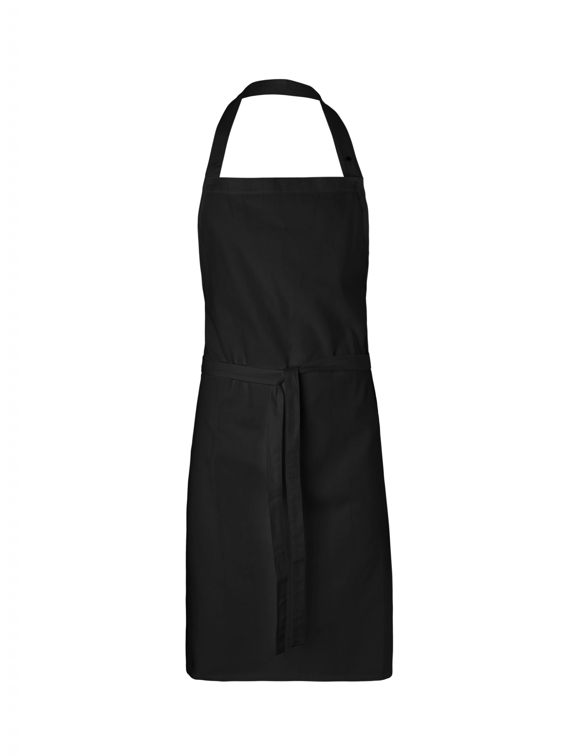 Neutral Chef Apron Black