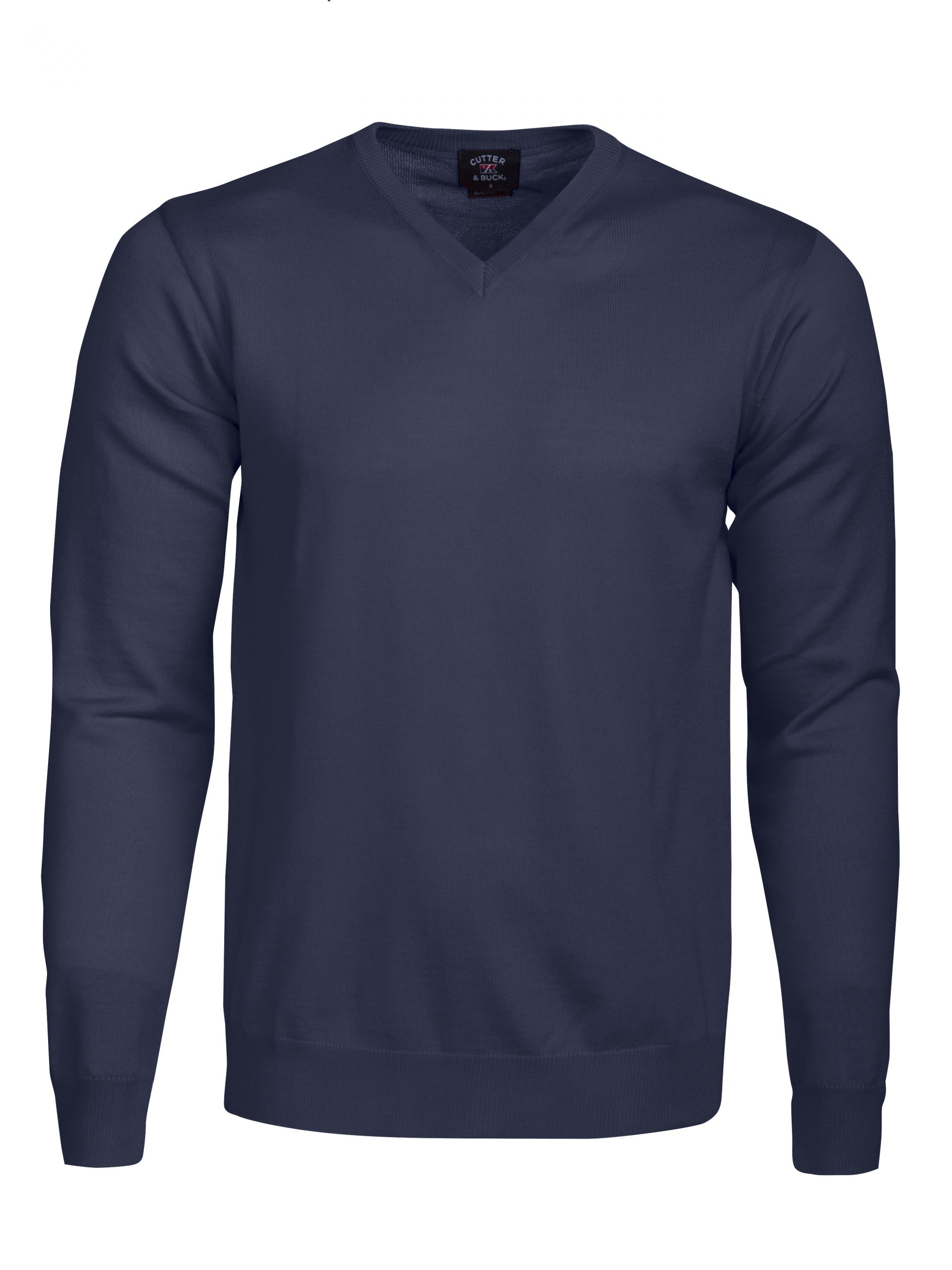 Cutterandbuck Everett V-neck Navy