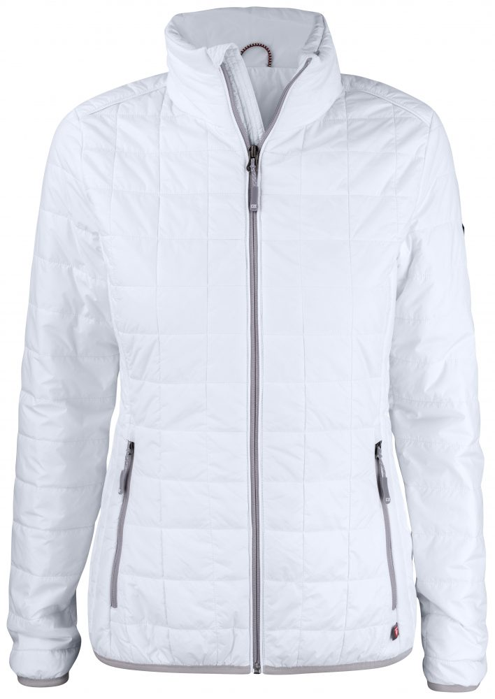 Cutterandbuck Rainier Jacket Ladies' White