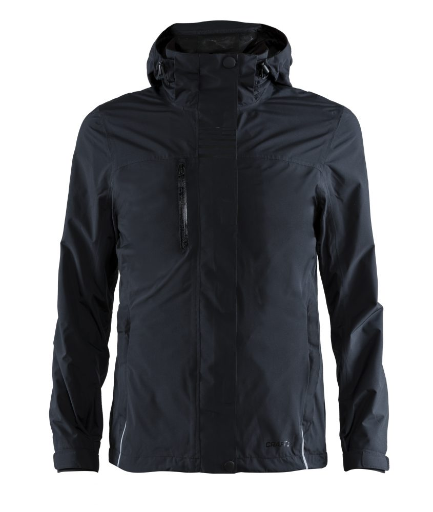Craft Urban Rain Jacket M Black