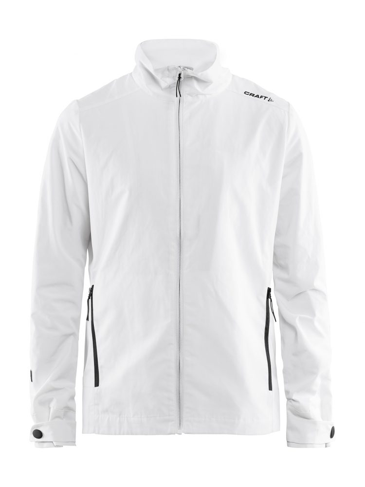 Craft Casual Spring Jacket M WHITE