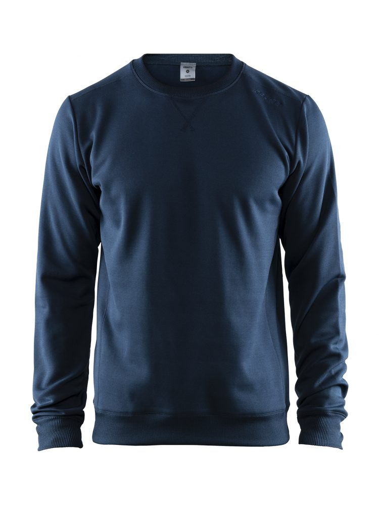 Craft Leisure crewneck M DARK NAVY