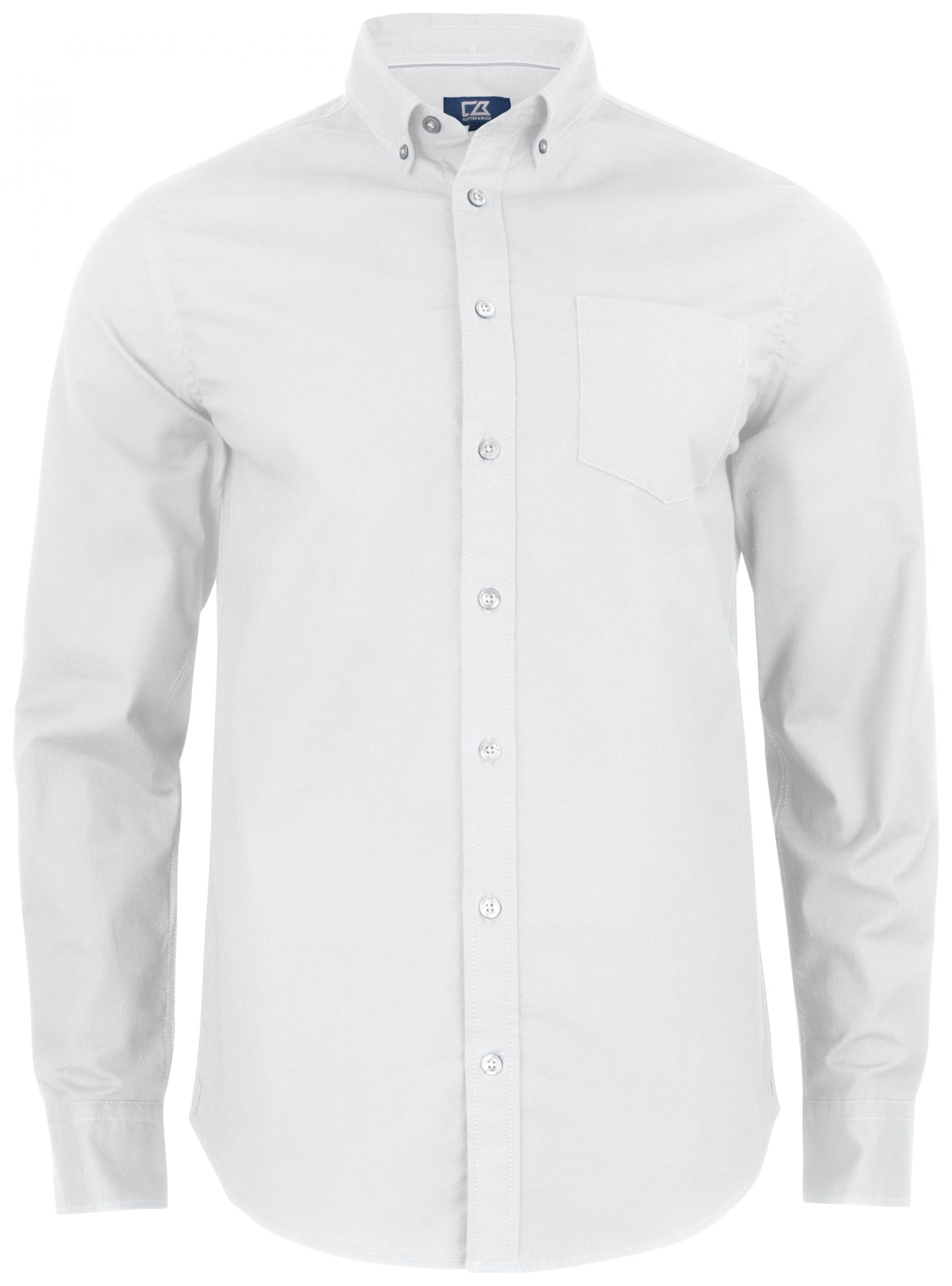 Cutterandbuck Hansville Shirt Men White