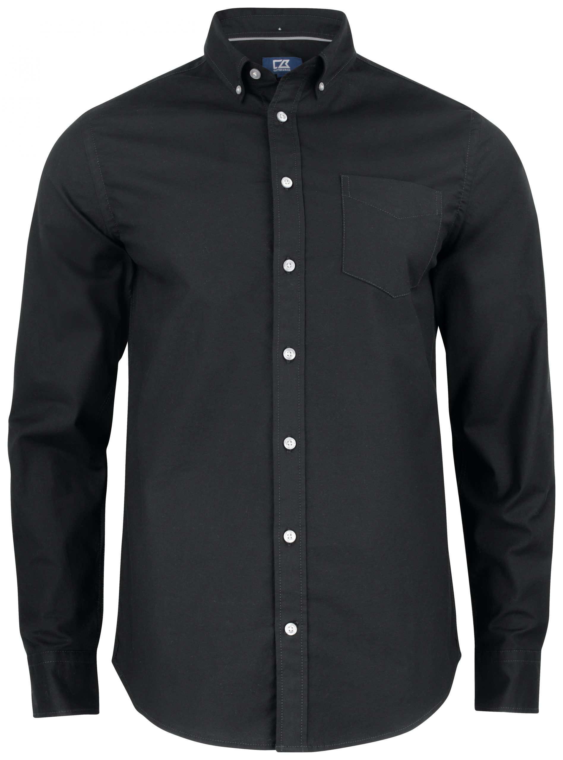 Cutterandbuck Hansville Shirt Men Black