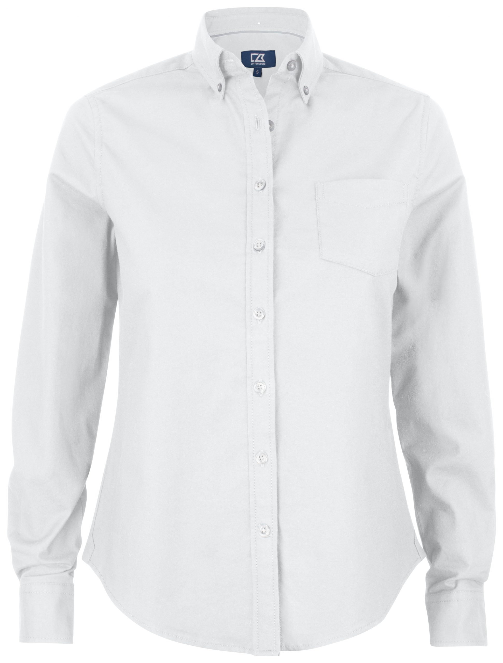 Cutterandbuck Hansville Shirt Ladies White