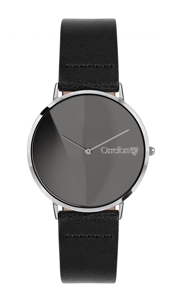 Orrefors O:TIME BLACK