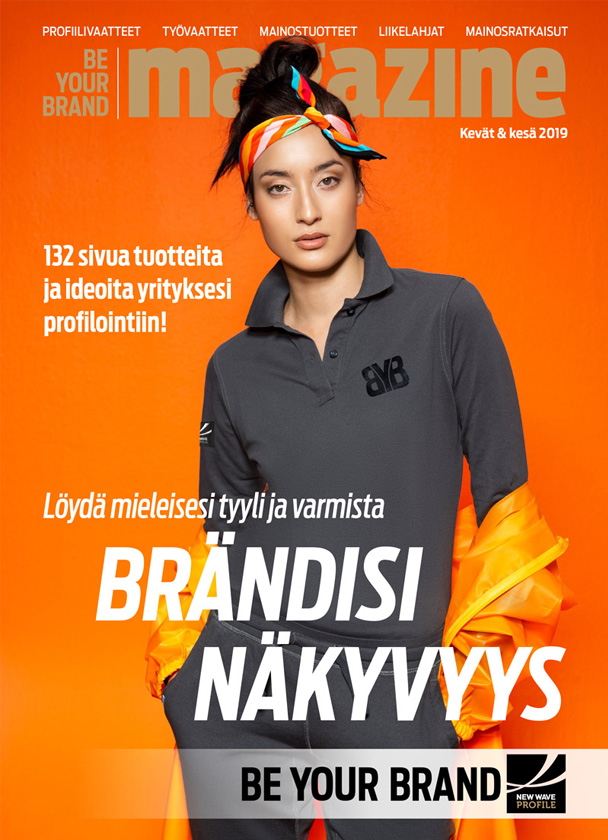 Be Your Brand magazine